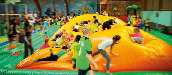Bremer Abenteuerland - Kinderspaß im Indoor-Spielpark