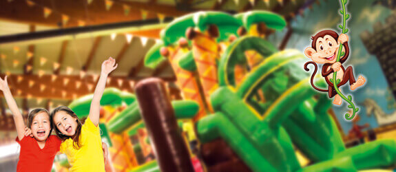 Bremer Abenteuerland - Kinderspaß im Indoor-Erlebnispark