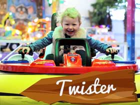 Twister Indoor Karussell